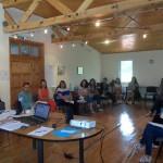 Колеги от 9 български организации в конферентната зала на Карин дом за обучение Семейно-ориентиран подход