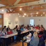 Учители и директори от Помощни училища от цяла Бълария преминаха обучение в Карин дом