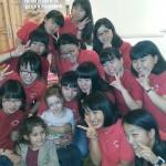 Хор Уакаяма се срещна с децата на Карин дом