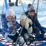 Игри през зимата