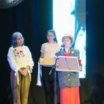 Аглика Маркова получава наградата от името на Иван Станчов