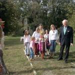 Иван Станчов с деца и родители
