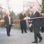 Откриване на Карин дом -22 юни 1996г