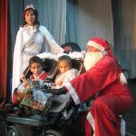 Santa Claus at Karin domДядо Коледа дойде при децата от Карин Дом
