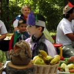 Celebration of nature's fruitfulnessПразник на плодородието в Карин Дом