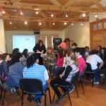 Training for Karin Dom's teamОбучение за екипа на Карин дом