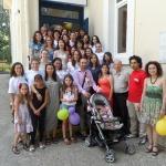 Karin Dom's team - July 2014Екипът на Карин дом - юли 2014